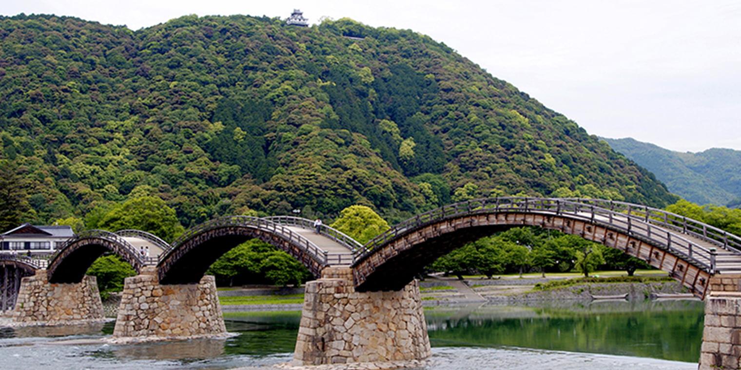 岩国地域 / 錦帯橋